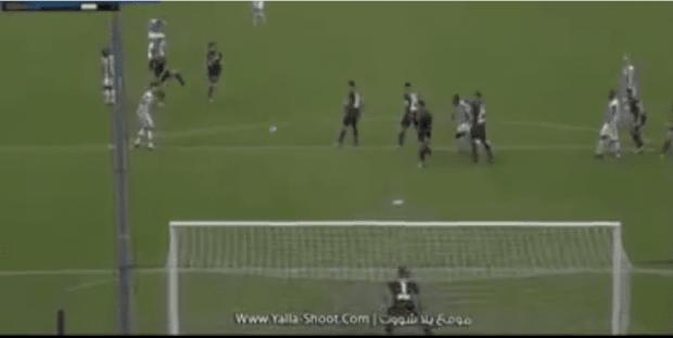 هدف علي عدنان في الدوري الايطالي