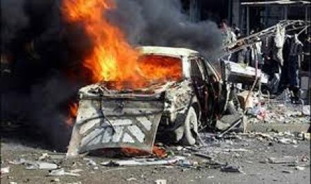 استشهاد واصابة 11 مدنياً بانفجارين متفرقين في بغداد