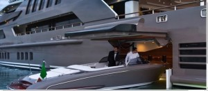 yacht view