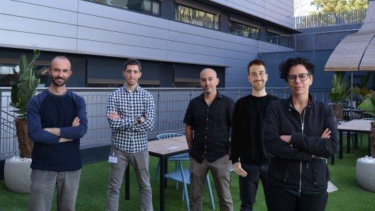 Dr.Ferran Muiños , Dr. Francisco Martinez-Jimenez, Dr. Abel González-Pérez, Dr. Oriol Pich & Dr. Núria López-Bigas.