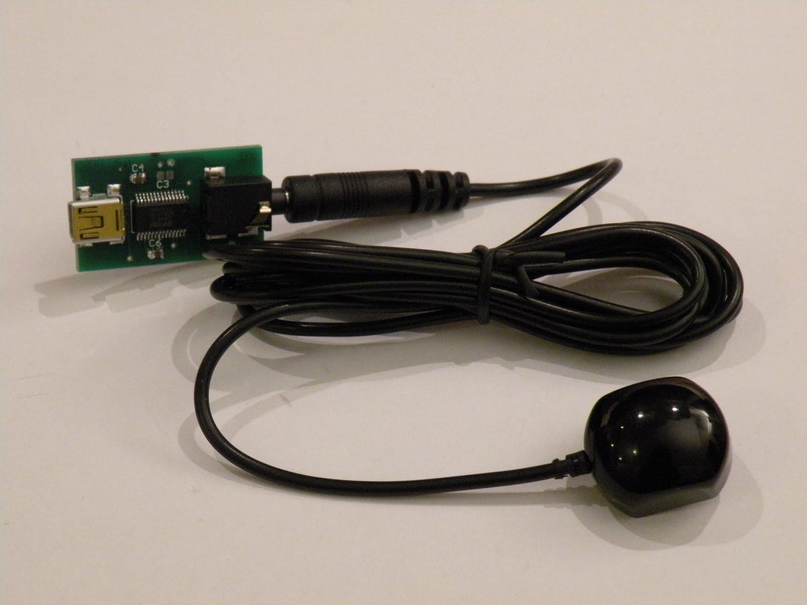 hight resolution of albert s ftdi ir receiver transmitter