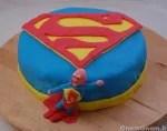 11 torta superman