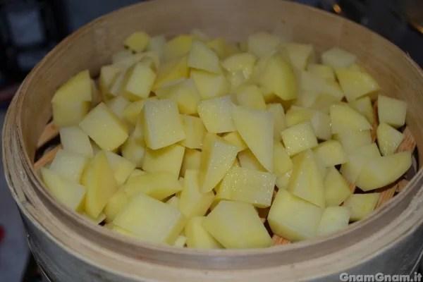 Insalata russa vegana La ricetta di Gnam Gnam