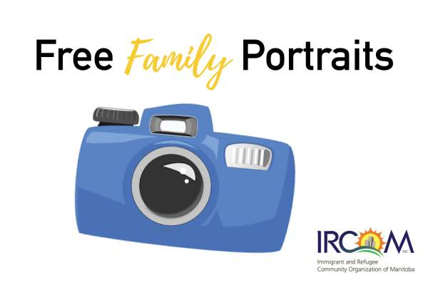 Free Family Portraits