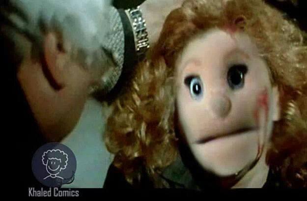 Tortured #AblaFahita doll