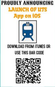 UTS Mobile App iOS Version
