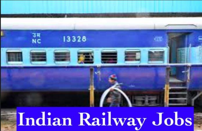 Indian Railway Jobs List