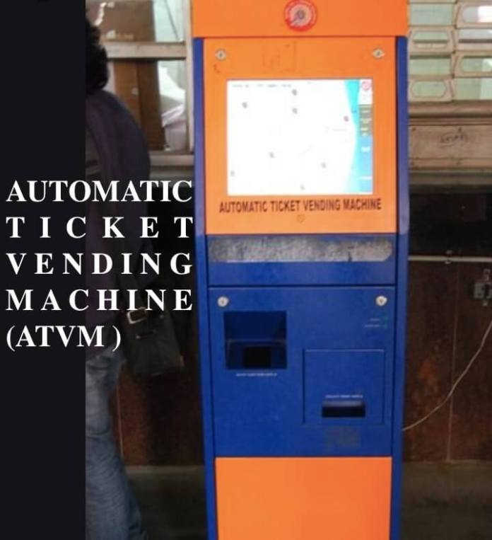 AUTOMATIC TICKET VENDING MACHINES ( ATVM )
