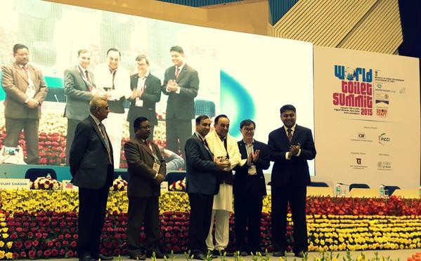 WTO presents sanitation Hall of Fame Award to BRAC