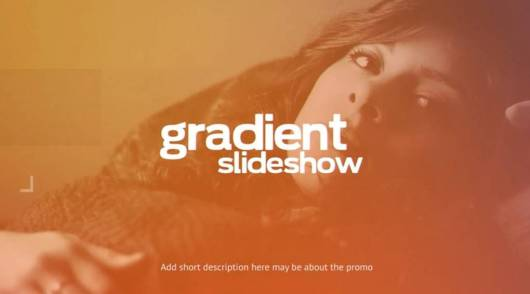 gradient-adobe-after-effects-template