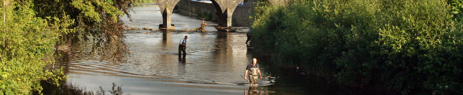 fishing in duhallow