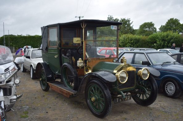 Vintage Vehicles at Cullen Show 2019