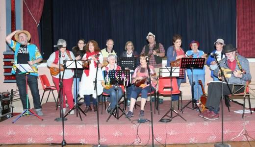 Cobh and Shandon Ukulele Group