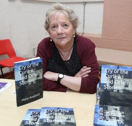 Local Author Mary Angland