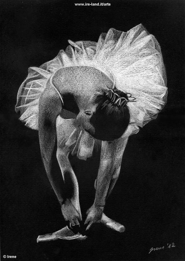 lArte di Irene  Disegni a sfondo nero