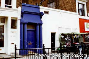 Notting Hill  Locations  Appartamento di William