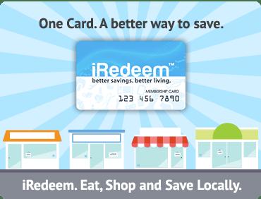 iRedeem Registration