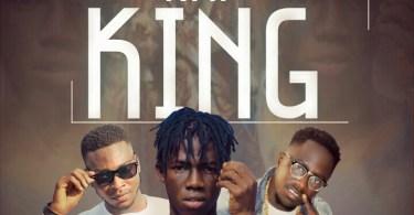 DOWNLOAD: Khofi Bhad ft Vessel X Pound - Rap King
