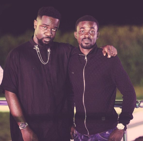 Update: Joining Zylofon is April Fool to me - Sarkodie