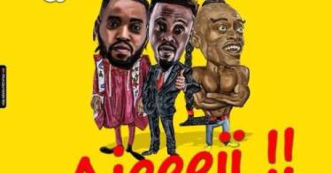 Download Gallaxy feat. Lil Win – Ajeeeii (Prod By Shottoh Blinqx)