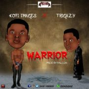 Download Music From Kofi Images ft Trigazy- Warrior (Prod Falcon)