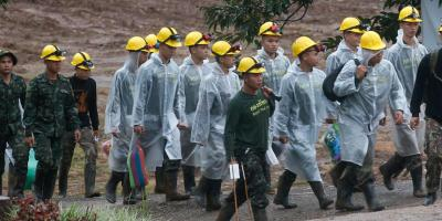 All 12 Thai boys, coach rescued from Cave after two weeks