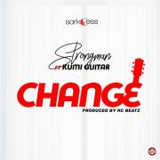 Strongman ft Kumi Guitar – Change (Prod By KC Beatz)