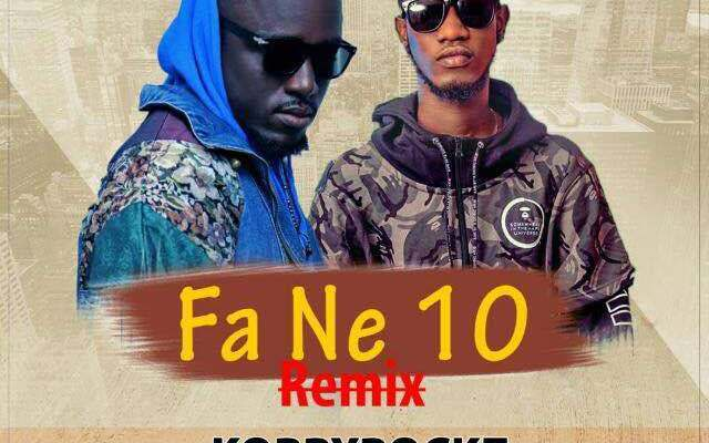 Music Download: Kobby Rockz Ft Y Pee - Fa Ne10 Remix @kobby_rockz1