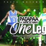 Download Patapaa – One leg Ft Article Wan (Prod Odyssey)