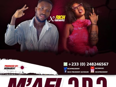 Download Rich Ft Abynapee - Mafi Odo (Prod Bernabeat)