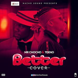 Download Mr Chocho X Tekno - BETTER (COVER)