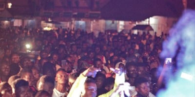 IMRANA Makes History As He fills Sunyani main station with No Top Artiste