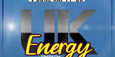 Download Music: V Bone Rap Ft UK - Energy Freestyle (Mix by 3-Seck)