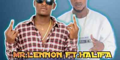 Download Music: Mr Lennon Ft Halifa - Am Sorry ( Prod Honduu Muzic)
