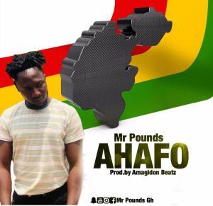 Download Music: Mr Pounds - Ahafo (Prod Amagidon Beatz)