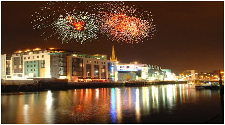 Image result for fireworks ireland