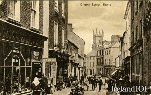 Ireland in the early 1900s  Ireland