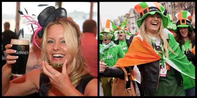 Top 26 IRISH STEREOTYPES that are actually true