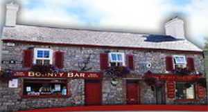 Accommodation In Ireland The Bounty Bar