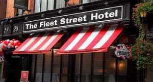 Accommodation Hotels In Ireland The Fleet Street Hotel