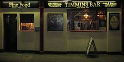 Timmins Bar County Wicklow