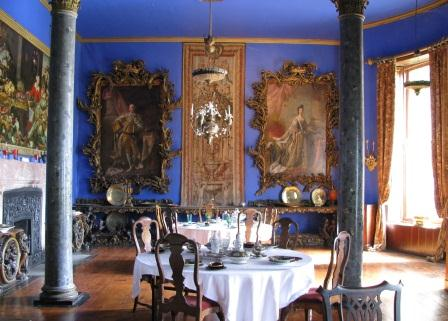 Bantry House is a very fine stately home with beautiful gardens in West Cork
