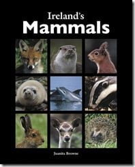 Irelands Mammals book cover