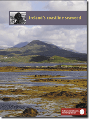 Irelands Coastal Seaweed poster