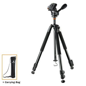 Vanguard Alta-233AO-1 Lightweight Travel Tripod
