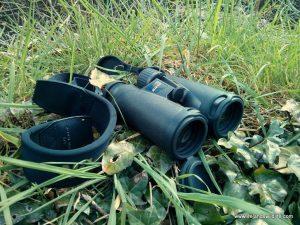 Nikon's flagship EDG Binocular
