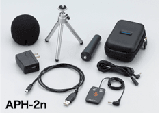 Zoom H2N Accessory Pack