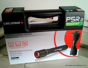 LED Lenser P5R.2 Packaging