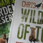 "Book Review: Chris Packham's ""Back Garden Nature Reserve"" and ""Wild Side of Town"""
