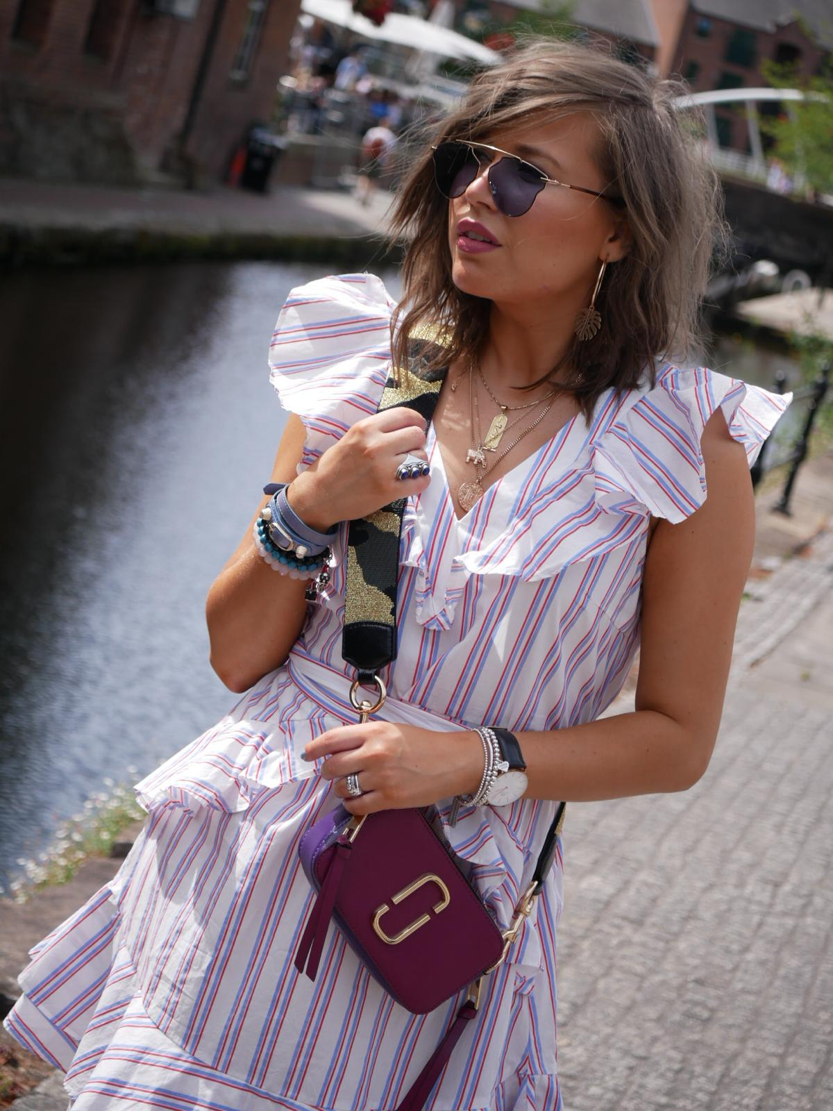 manchester blogger, manchester fashion bloggers, fashion blogger, straw bags, summer looks, mini dresses, oversized